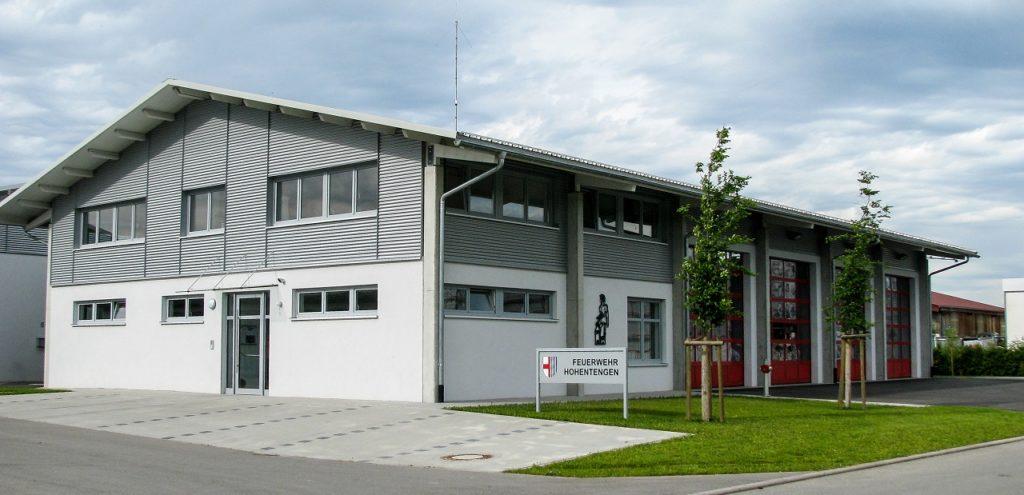 Geraetehaus Hohentengen