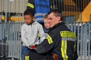 Verkehrsdienst Abt. Hohentengen - Volkstrauertag