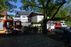 HLF Einsatztraining Gruppe 1 Abt. Hohentengen
