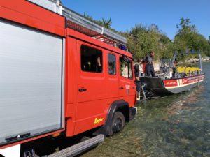 JFW Probe @ Feuerwehrgerätehaus Hohentengen