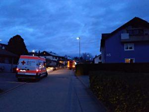 Berufsfeuerwehrtag JFW @ GH Hohentengen